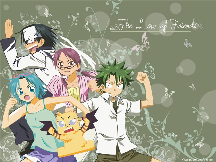 The Law of Ueki Ueki no Housoku