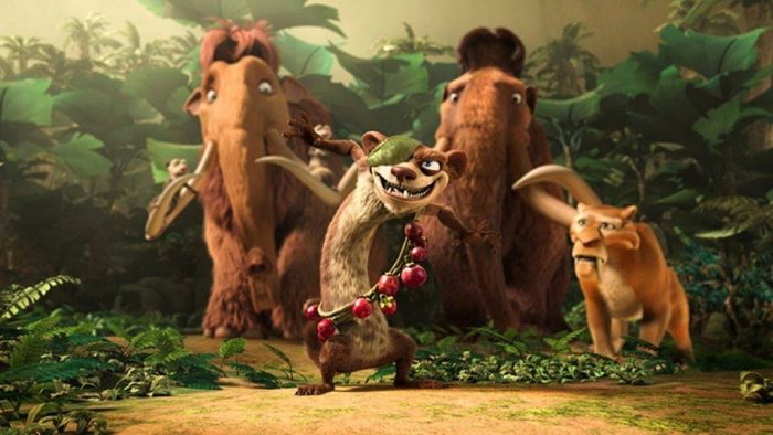 Ice Age Dawn of The Dinosaurs (2001)