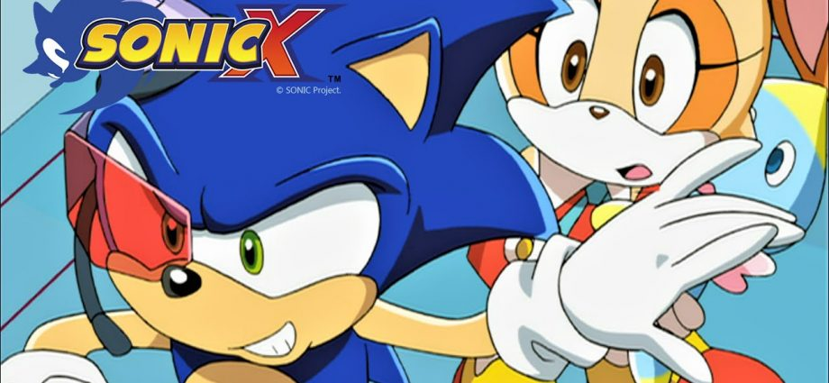 Sonic X and Sonic Series